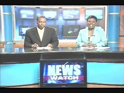 CVM TV Jamaica - NewsWatch