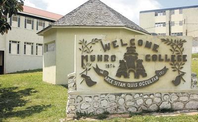 munro college jamaica
