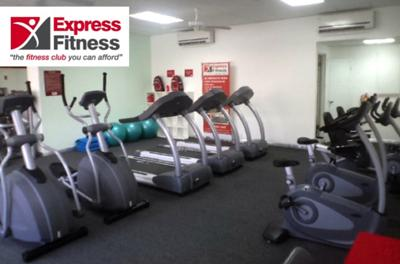 Express Fitness Negril Location