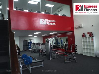 Express Fitness Montego Bay Location