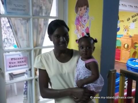 single parenting in jamaica