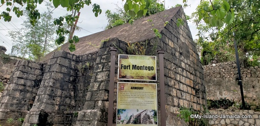 fort montego bay armoury