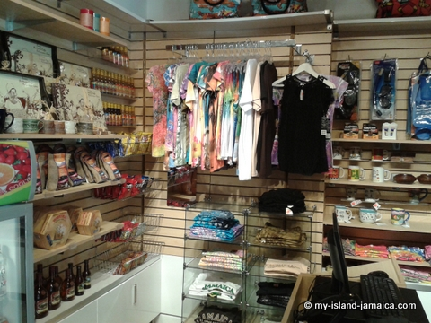 Gift Shop At Sandy Haven Resort