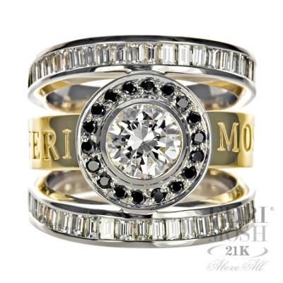 Feri Mosh Cosmos-Ring