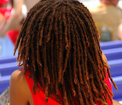 Hair Loc Photo