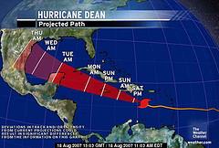 Hurricane Dean Picture hurricane_dean_projections.jpg