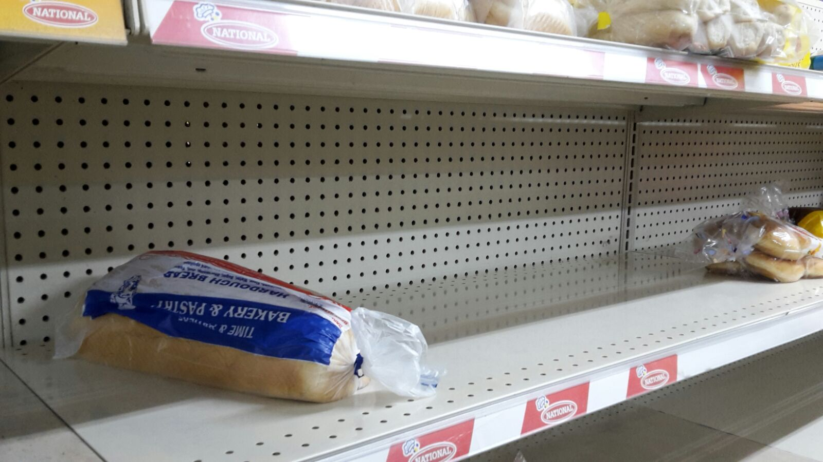 last bread in hurricane matthew
