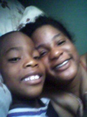 that is me and my son