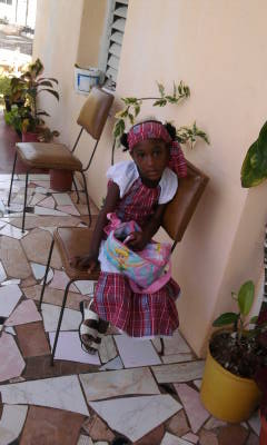 Jamaica Day at School