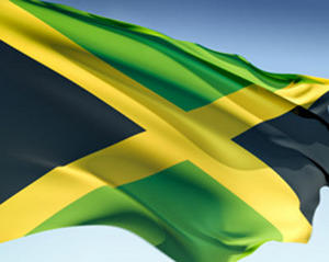 Jamaica National Flag