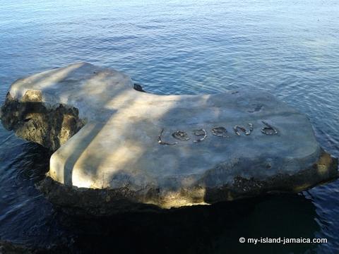 jamaica beach stone