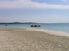 Jamaica- Beach Trampoline