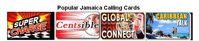 jamaica calling cards