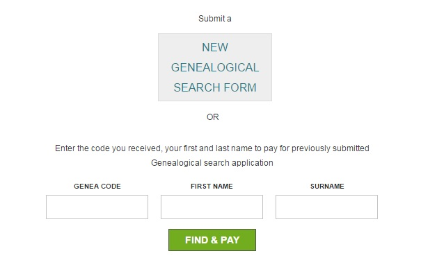 jamaica genealogy search tool