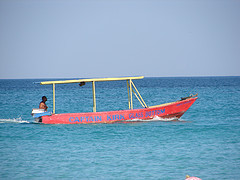 Getting Around Jamaica - Jamaican Glass Bottom Boat