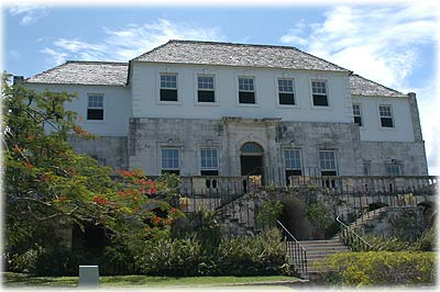 Historical Sites In Jamaica - Rose Hall Great House