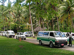 Montego Bay airport transfers - Local Taxis