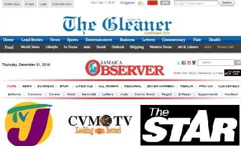 jamaica news media