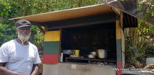 rastafarian Jamaica