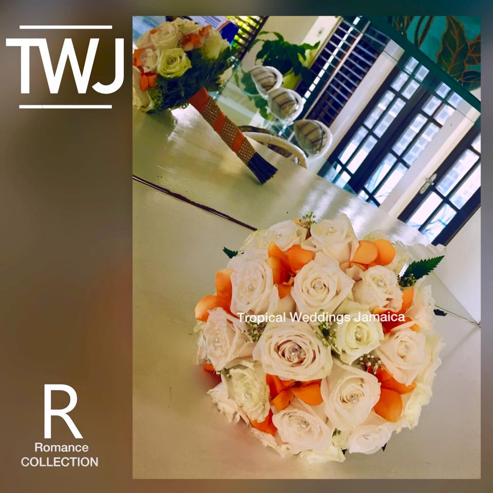bouquet jamaica wedding