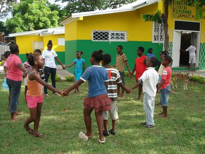 Jamaican Ring Games