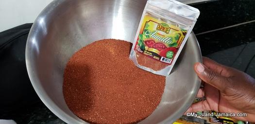 Jamaican Annatto Powder