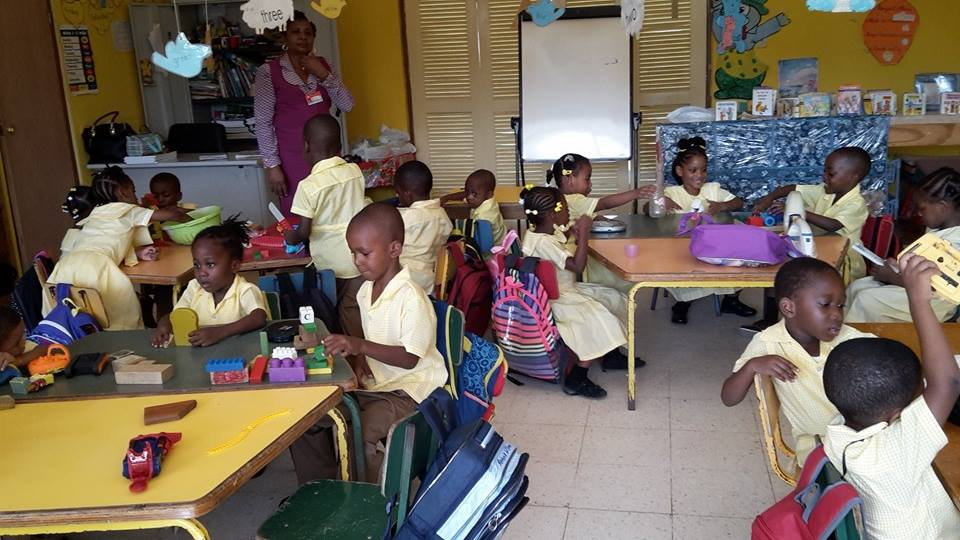 jamaican basic school