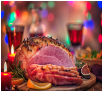 Jamaican Christmas Ham.4 Authentic Jamaican Christmas Dinner Ideas