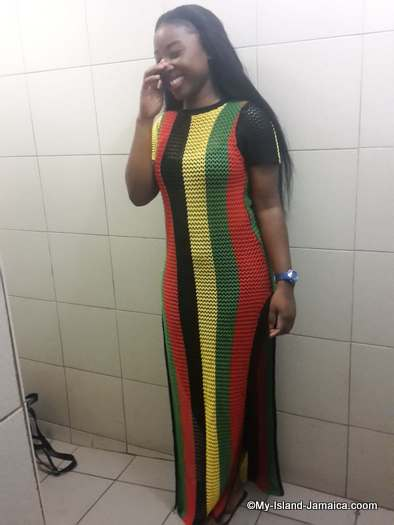 jamaican rastafarian dress