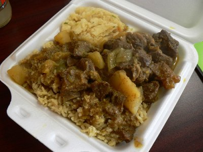 Jamaican Food Curry Goat Simple Jamaican Curry Goat
