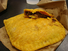 Jamaican Desserts - Beef Patty