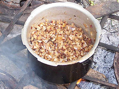 jamaican coconut drops cooking