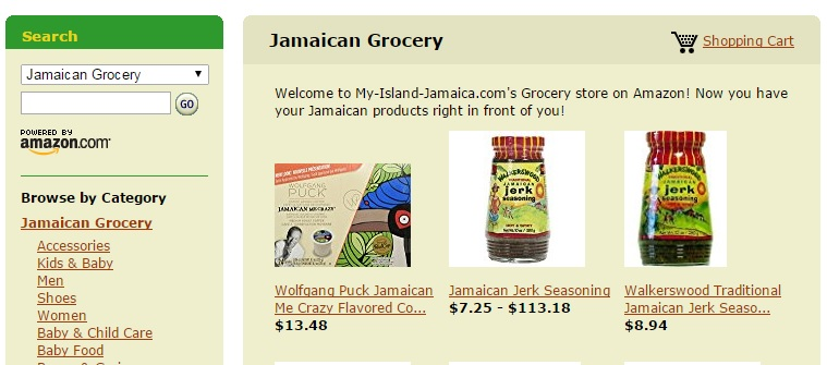 jamaican grocery store
