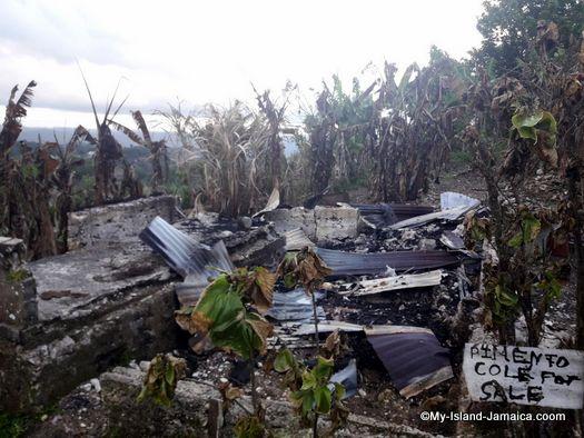 jamaican historian dies in fire