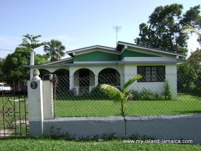 jamaican homes