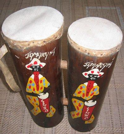jamaican instrument - drums