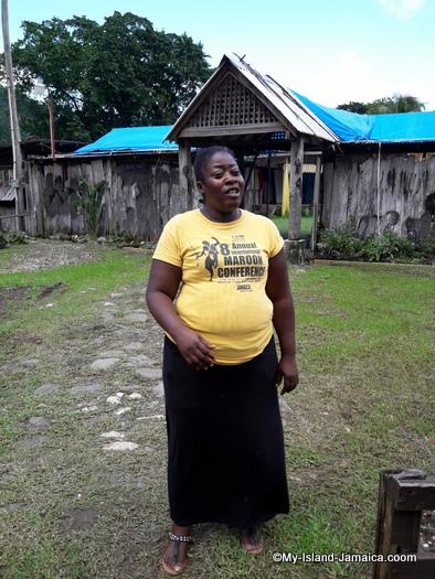 jamaican_maroon_charlestown_visit_captain_kim