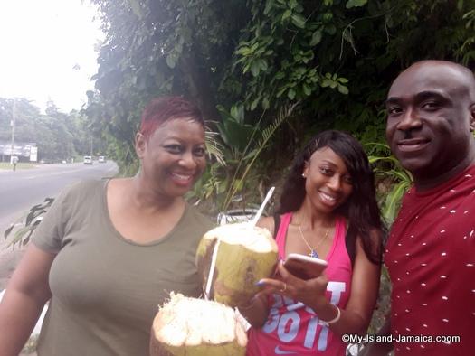 jamaican_maroon_charlestown_visit_coconut_drink