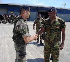jamaican military