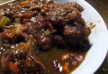 jamaican oxtail stew