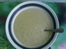 Jamaican plantain porridge