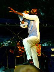 Buju Banton by Willi Hybrid