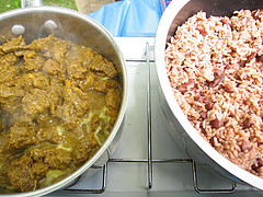 jamaican_rice_and_peas_with_curried_goat
