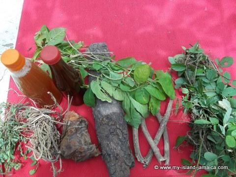 Jamaican Roots Ingredients