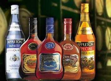 jamaican appleton rum
