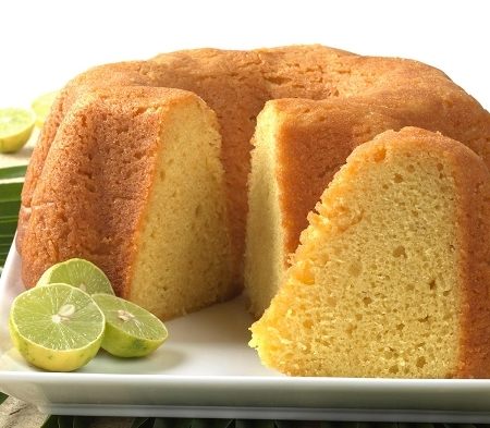 Simple Yellow Cake Mix