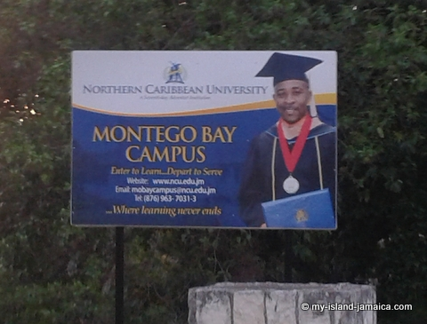 Jamaican Schools - Northern Caribbean University