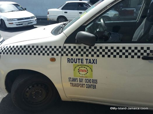 jamaican_transportation tourist taxi