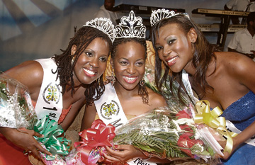 Jamaica's new festival queen