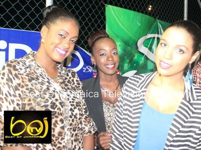 SOME OF THE BEAUTIFUL JAMAICAN CONTESTANTS